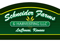 Schnieider Farms & Harvesting Logo